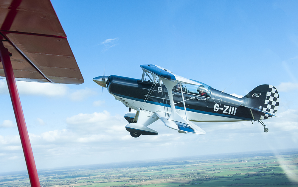 6. wildcats aerobatics