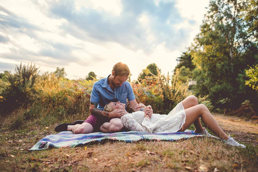 Suffolk wedding photographer Dunwich woods   Liz Bishop Photography
