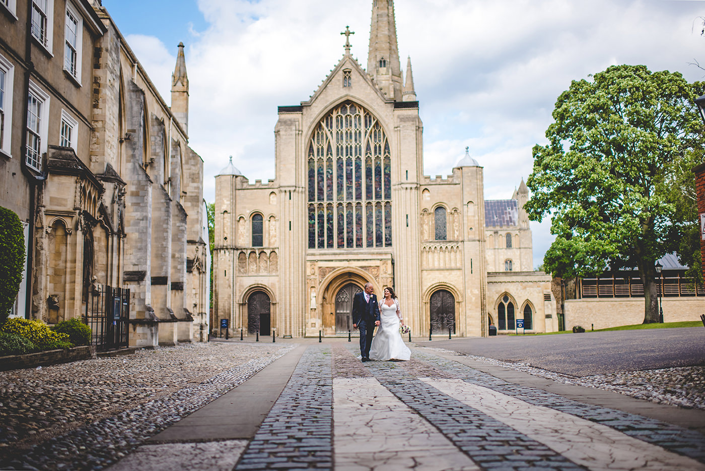 Norwich Cathedral wedding | Liz Bishop Photography