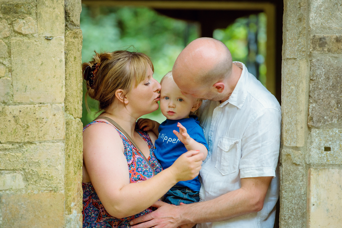natural family portraits in Norfolk | LizBishop Photography