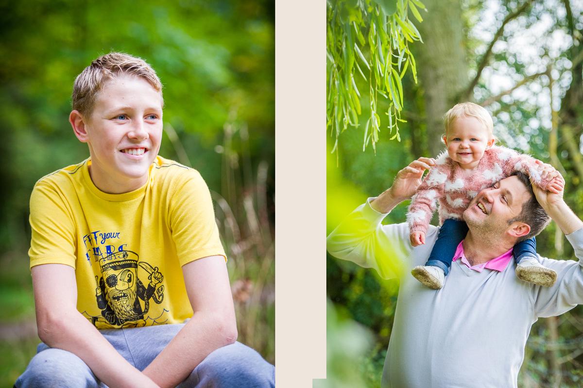 nautral family portrait photographer Norfolk | Liz Bishop Photography