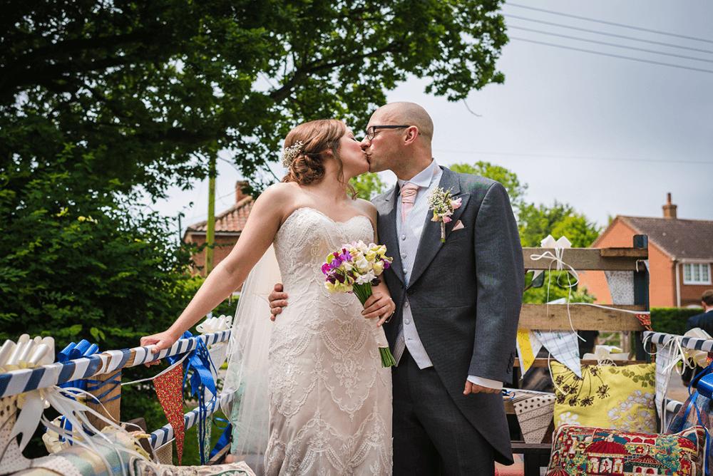 boho country wedding Norfolk | Liz Bishop Photography
