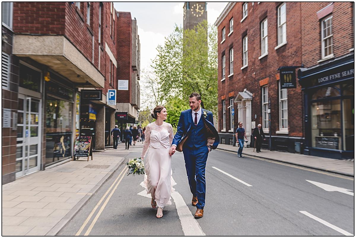 Norwich market place wedding photographer | Liz Bishop Photography